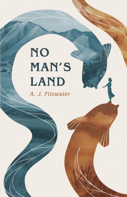 Cover image of No Man's Land, by A.J. Fitzwater