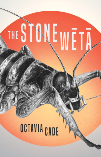 Cover image of The Stone Wētā, by Octavia Cade