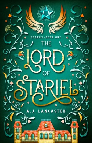 The Lord of Stariel book cover
